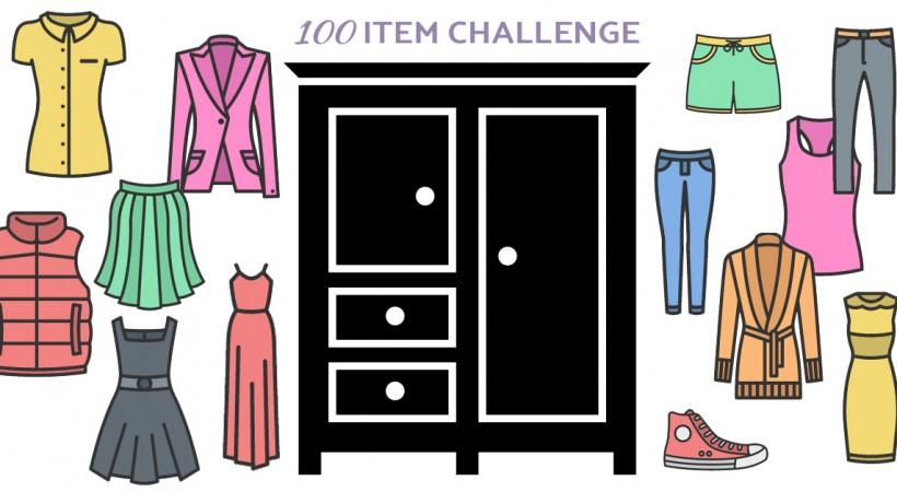 100 Item challenge