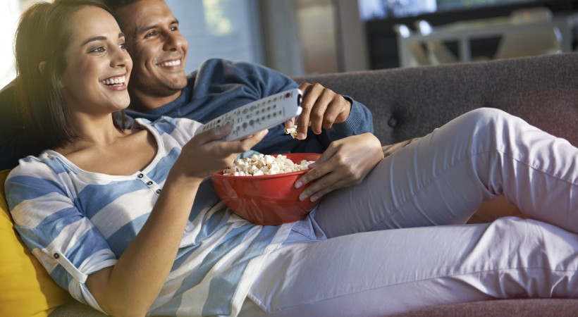 Date Night Ideas - Movie Night