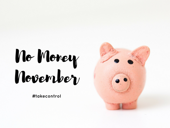 No Money November | Nadia La Russa