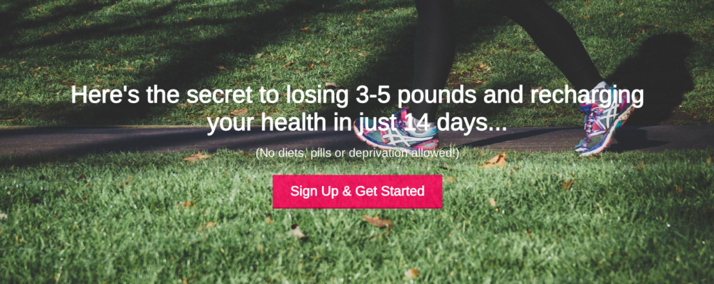 Take Control Weight Loss Program | Nadia La Russa