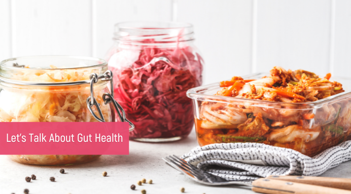 Let's Talk about Gut Health | Nadia La Russa